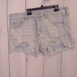 Tomgirl shorties american eagle size 12